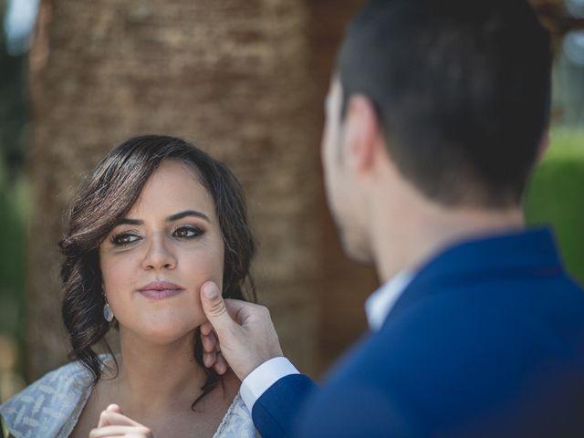 La boda de Pedro y Carla en Fuente Vaqueros, Granada 59