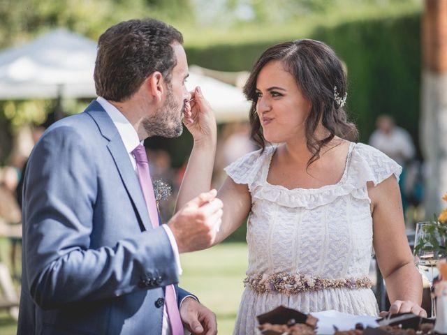 La boda de Pedro y Carla en Fuente Vaqueros, Granada 79