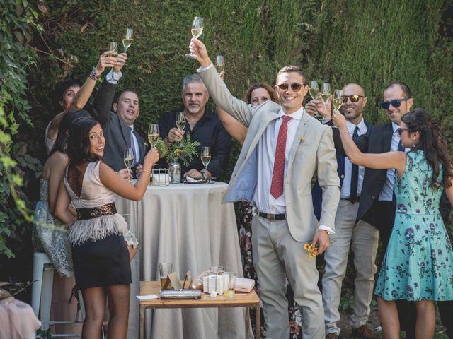 La boda de Pedro y Carla en Fuente Vaqueros, Granada 81