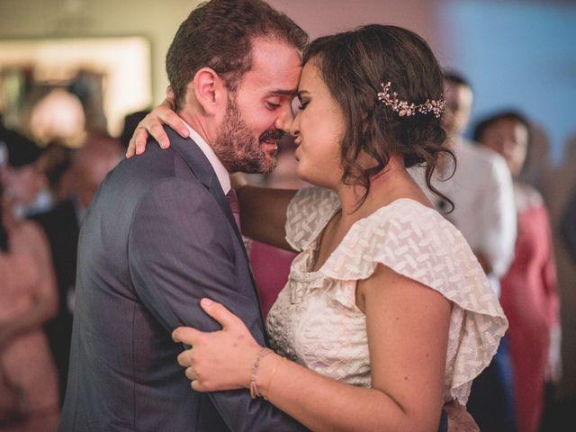 La boda de Pedro y Carla en Fuente Vaqueros, Granada 85