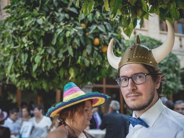 La boda de Pedro y Carla en Fuente Vaqueros, Granada 94