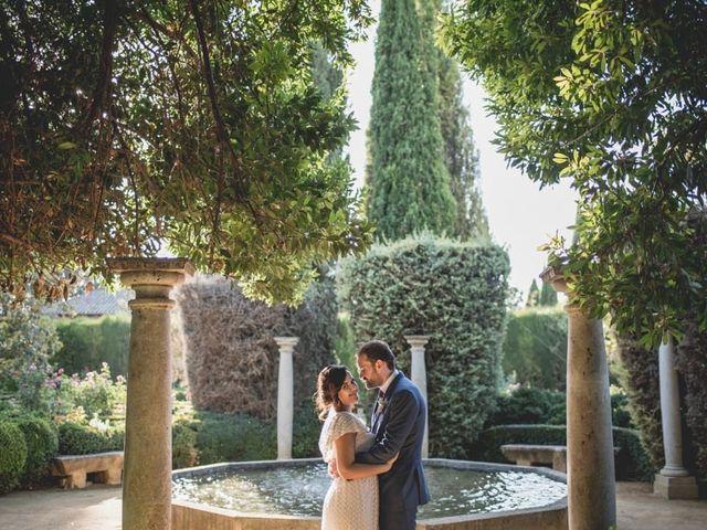 La boda de Pedro y Carla en Fuente Vaqueros, Granada 97
