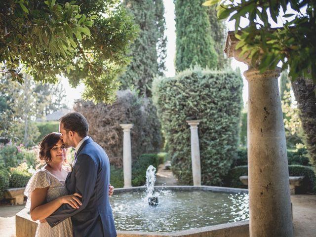 La boda de Pedro y Carla en Fuente Vaqueros, Granada 98