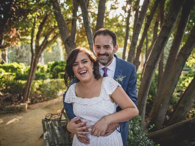 La boda de Pedro y Carla en Fuente Vaqueros, Granada 101