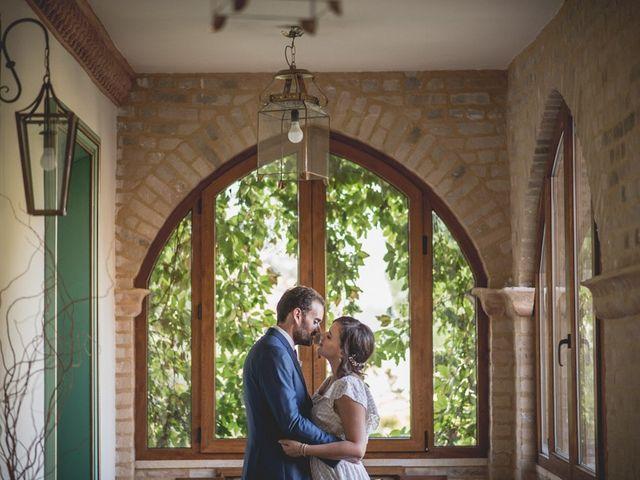 La boda de Pedro y Carla en Fuente Vaqueros, Granada 102