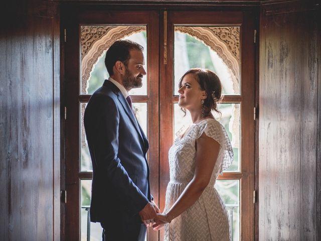La boda de Pedro y Carla en Fuente Vaqueros, Granada 103