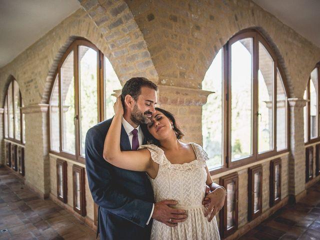 La boda de Pedro y Carla en Fuente Vaqueros, Granada 105