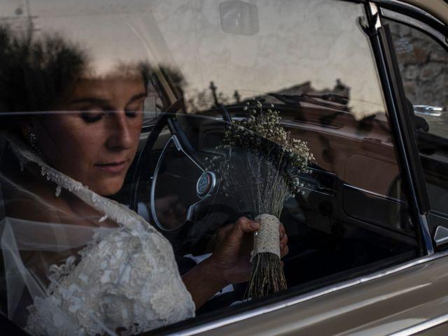 La boda de Antonio y Belén en Trujillo, Cáceres 1