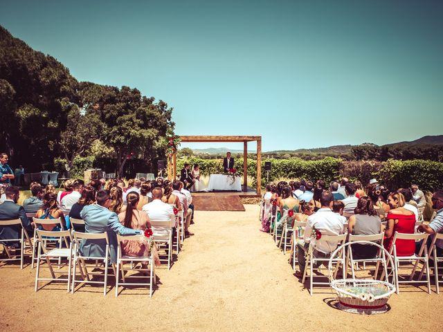 La boda de Marc y Noemi en Llofriu, Girona 6