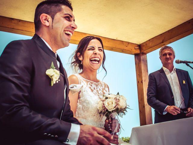 La boda de Marc y Noemi en Llofriu, Girona 9