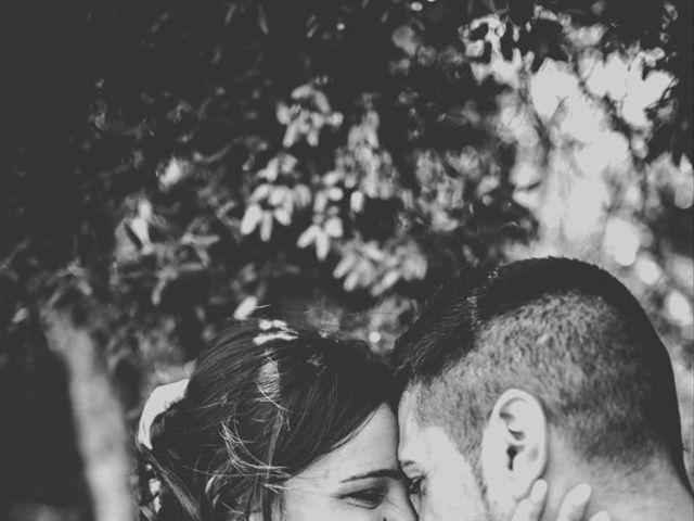 La boda de Marc y Noemi en Llofriu, Girona 10