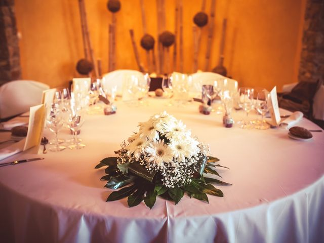 La boda de Marc y Noemi en Llofriu, Girona 13