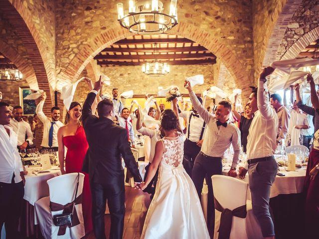 La boda de Marc y Noemi en Llofriu, Girona 14