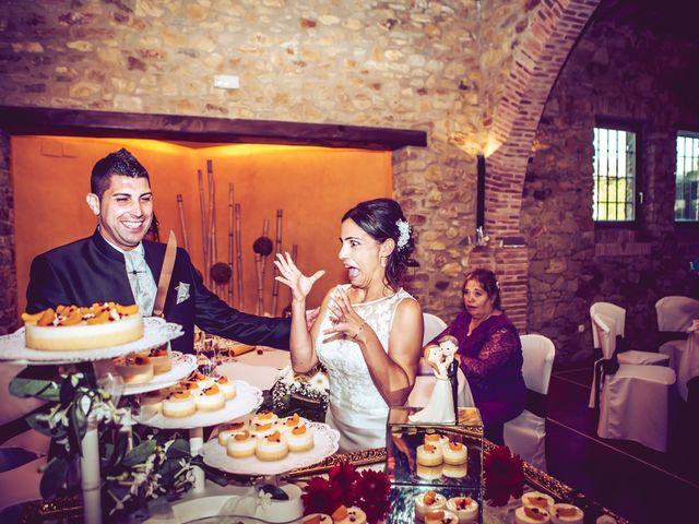 La boda de Marc y Noemi en Llofriu, Girona 15