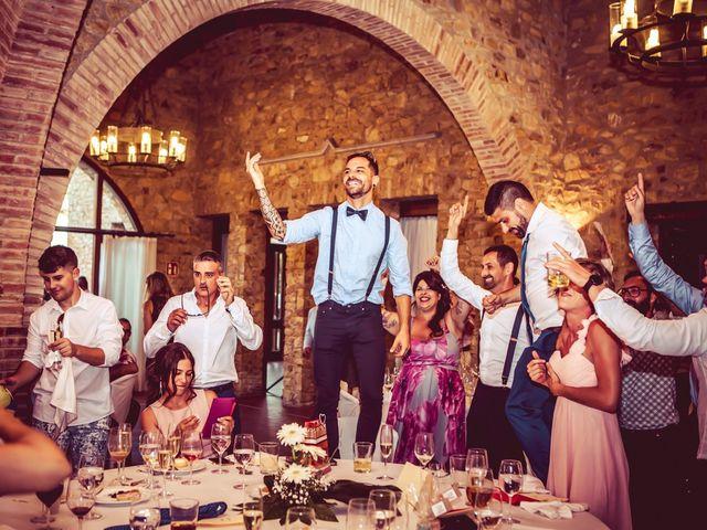 La boda de Marc y Noemi en Llofriu, Girona 17