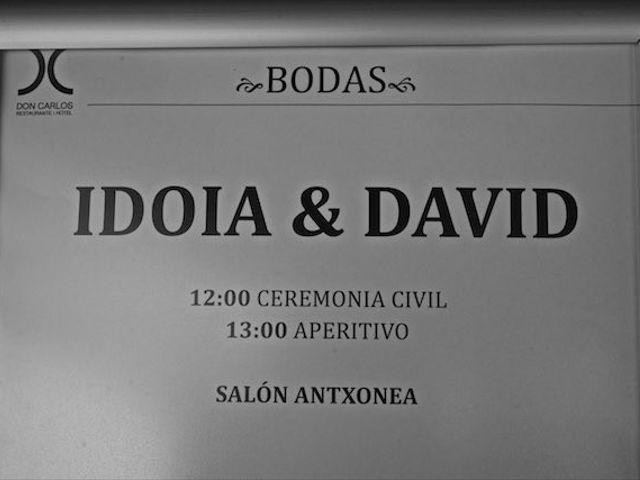 La boda de David y Idoia en Huarte-pamplona, Navarra 15