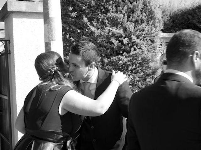 La boda de David y Idoia en Huarte-pamplona, Navarra 16