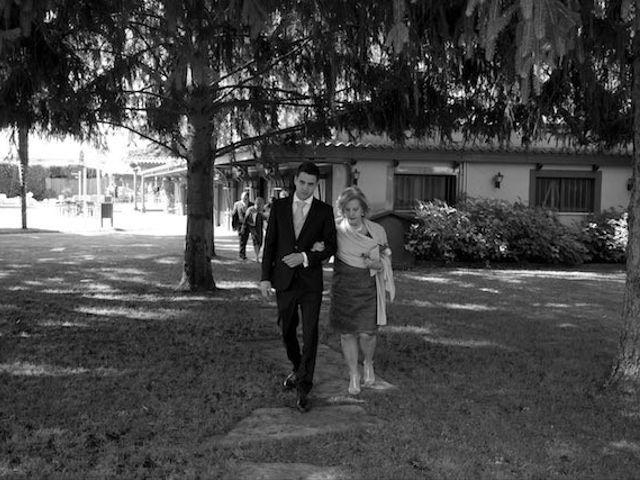 La boda de David y Idoia en Huarte-pamplona, Navarra 23