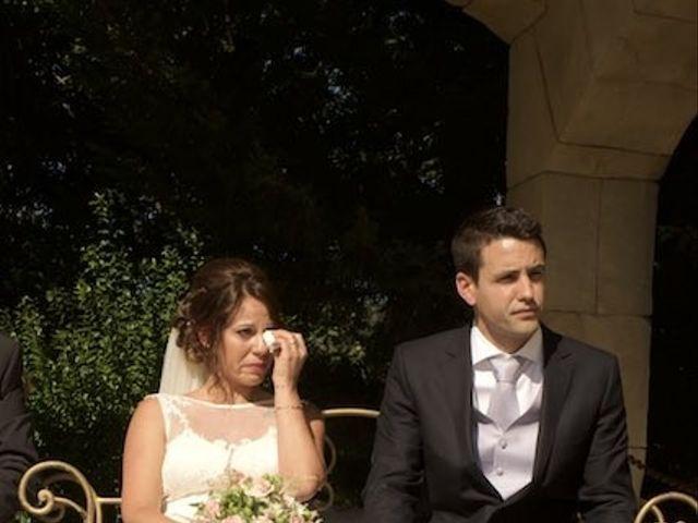 La boda de David y Idoia en Huarte-pamplona, Navarra 33