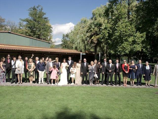 La boda de David y Idoia en Huarte-pamplona, Navarra 39