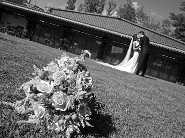 La boda de David y Idoia en Huarte-pamplona, Navarra 41