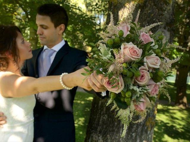 La boda de David y Idoia en Huarte-pamplona, Navarra 42