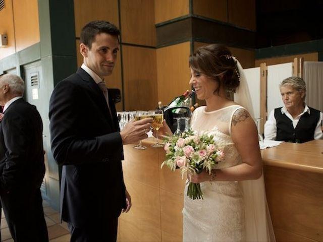 La boda de David y Idoia en Huarte-pamplona, Navarra 43