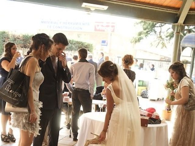 La boda de David y Idoia en Huarte-pamplona, Navarra 44