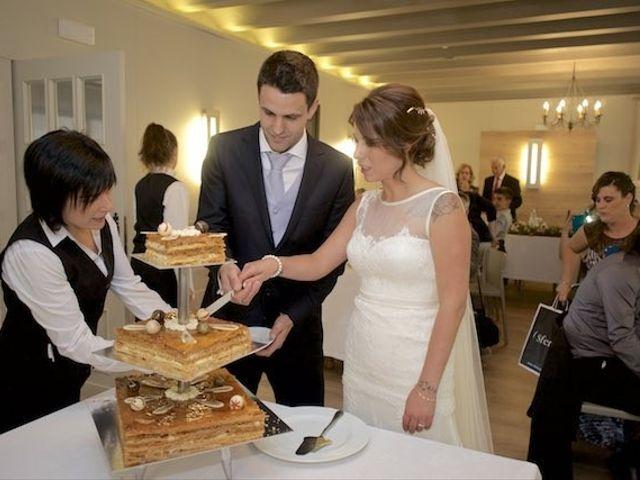 La boda de David y Idoia en Huarte-pamplona, Navarra 50