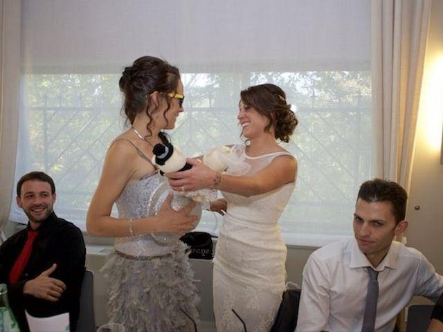 La boda de David y Idoia en Huarte-pamplona, Navarra 55