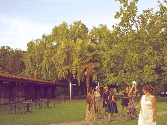 La boda de David y Idoia en Huarte-pamplona, Navarra 59