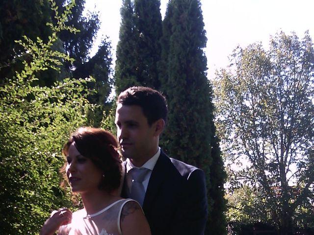 La boda de David y Idoia en Huarte-pamplona, Navarra 85