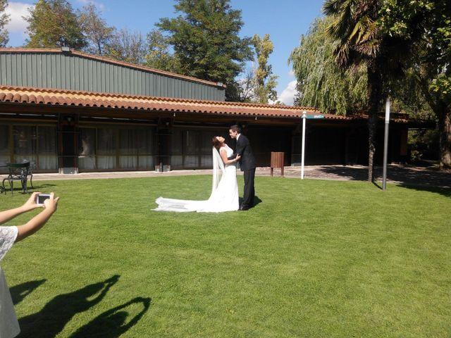 La boda de David y Idoia en Huarte-pamplona, Navarra 110