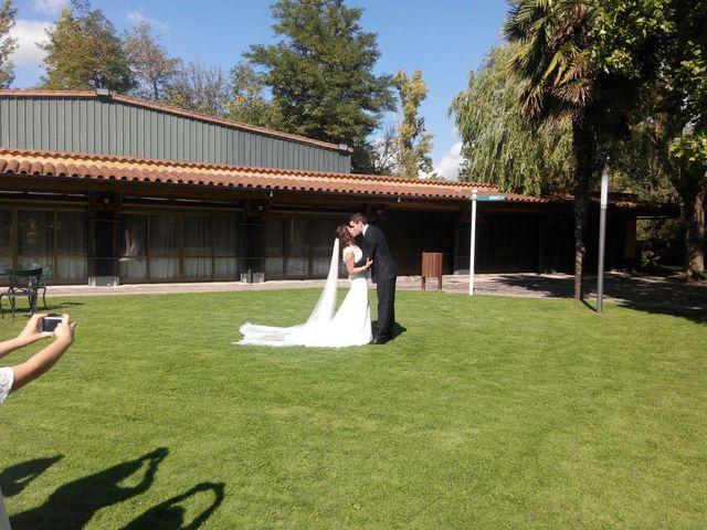 La boda de David y Idoia en Huarte-pamplona, Navarra 111