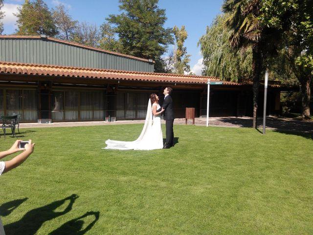 La boda de David y Idoia en Huarte-pamplona, Navarra 112