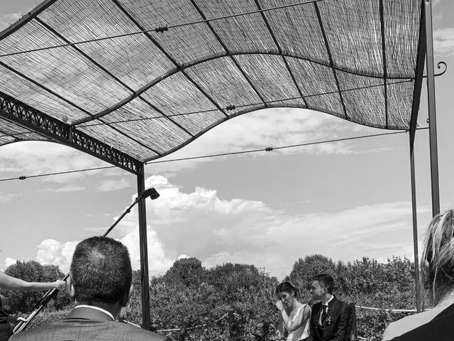 La boda de Roberto y Isa en Cuarte De Huerva, Zaragoza 1