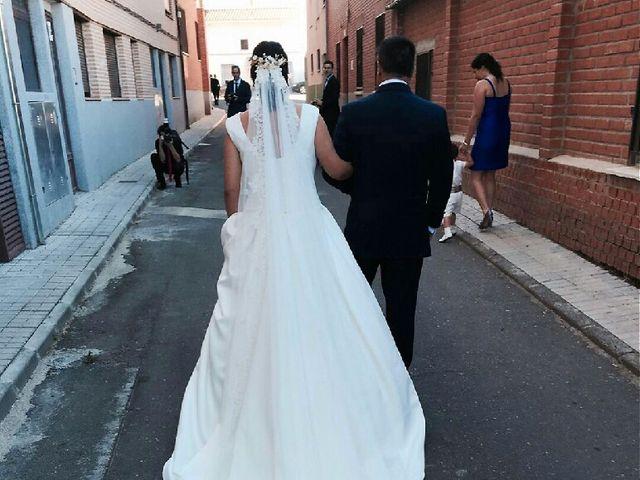 La boda de Victor y Tania en Magan, Toledo 5