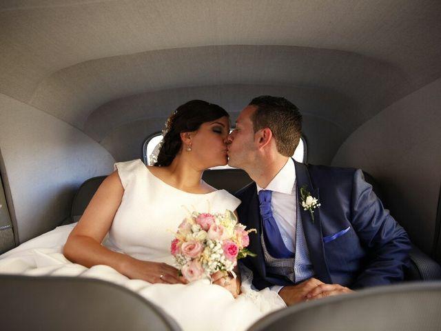 La boda de Victor y Tania en Magan, Toledo 8