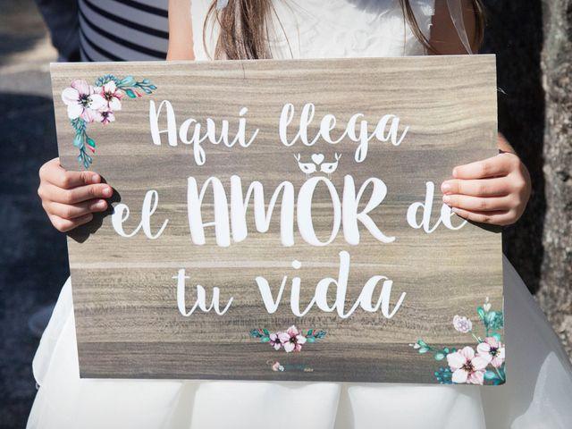 La boda de Santi y Ericka en Ourense, Orense 3