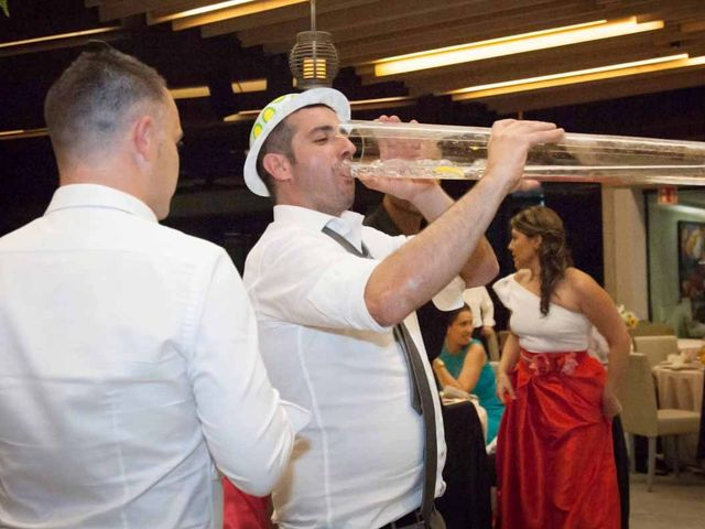 La boda de Santi y Ericka en Ourense, Orense 21