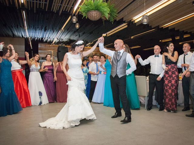 La boda de Santi y Ericka en Ourense, Orense 22