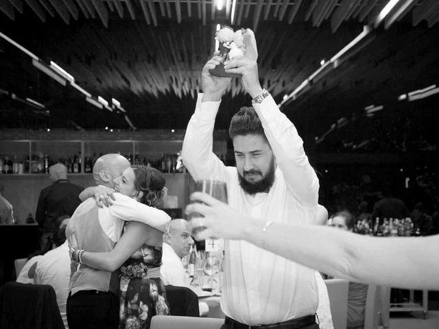La boda de Santi y Ericka en Ourense, Orense 24