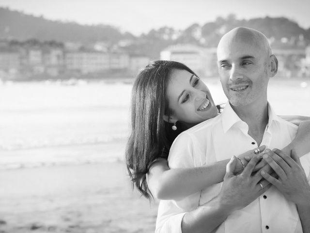 La boda de Santi y Ericka en Ourense, Orense 27