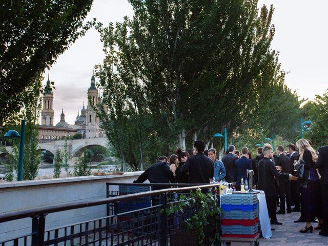 La boda de Javier y Silvia en Zaragoza, Zaragoza 5