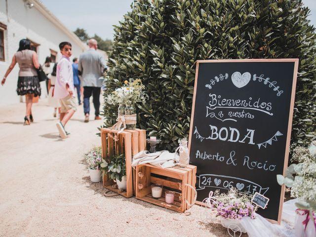 La boda de Alberto y Rocio en Picassent, Valencia 16
