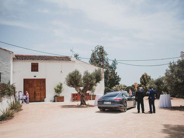 La boda de Alberto y Rocio en Picassent, Valencia 18