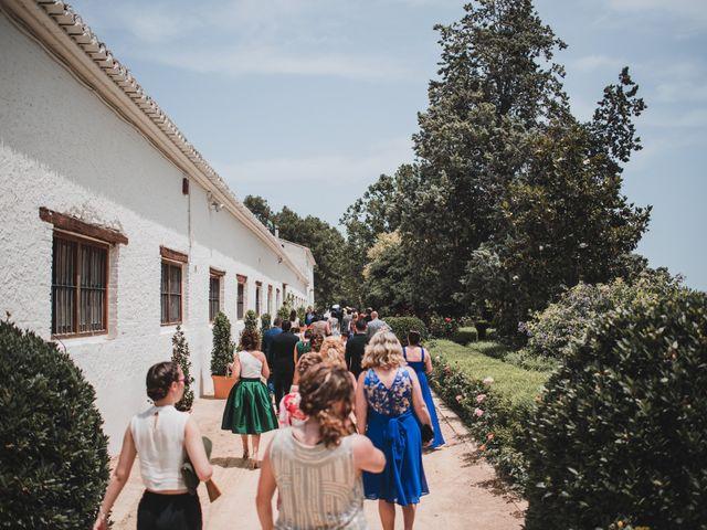 La boda de Alberto y Rocio en Picassent, Valencia 19
