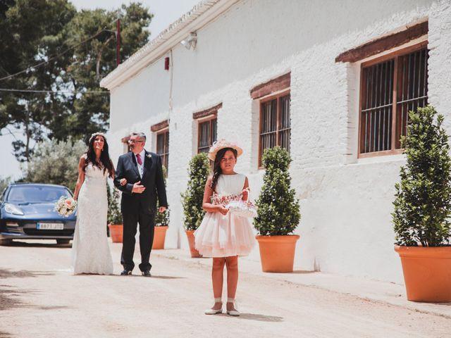 La boda de Alberto y Rocio en Picassent, Valencia 25