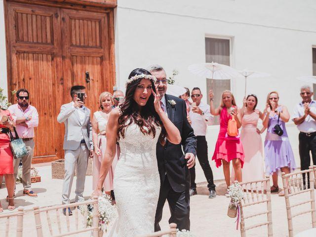 La boda de Alberto y Rocio en Picassent, Valencia 26