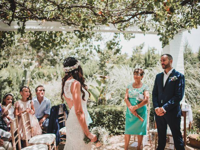 La boda de Alberto y Rocio en Picassent, Valencia 27